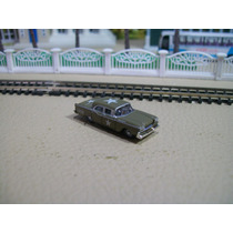 Trenes Escala N 1/160 Auto U. S. A. Army Ford Mini Metals