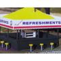 Heb Trenes Escala Ho Edificio Atlas Refreshments Stand Set C