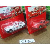 H5i Trenes Escala Ho Autos Hartoy Coca-cola X Pza. O Por Set