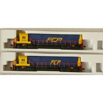 Locomotora C628 Fcp Atlas Tren Escala N