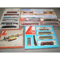 Vendo Colección De Trenes Lima Ho