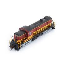 Locomotora Rs3 Boston & Maine, Escala Ho, Marca Bachmann,ddc