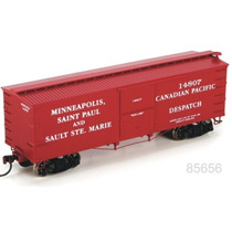 Roundhouse Ho Vagon Boxcar Soo 14807/ No Athearn Atlas Ndem
