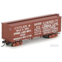 Roundhouse Ho Vagon Boxcar Ip&c No. 2/ No Athearn Atlas Ndem