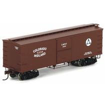 Roundhouse Ho Vagon Boxcar Cm 5334/ No Athearn Atlas Ndem