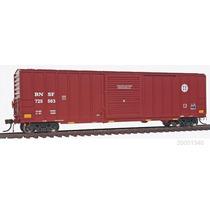 Tren Atlas Ho Berwick Boxcar Bnsf 50´/ No Bachmann Athearn