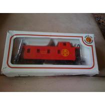 Vagon De Tren Bachman Santa Fe
