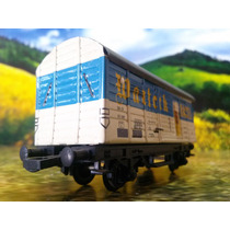 44 Trenes Escala Ho Fleischmann Vagon De Carga Basel $250