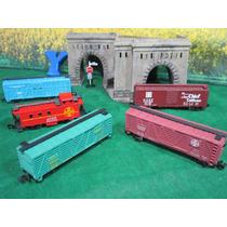 Vnc Trenes Escala N Set De Vagones De Carga Escala N Set Y