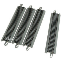 Banchmann Ho Ez Track Set 4 Vias Rectas 9 Pulg Nickel Plata
