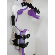 Ferula Mecanica Cadera Pierna Derecha Cintura 80-90cm D860