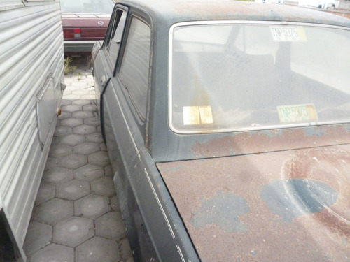Fiat 128 Cupè 2 Puertas Proyecto De Restauracion