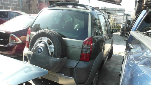 Fiat Idea Adventure En Partes
