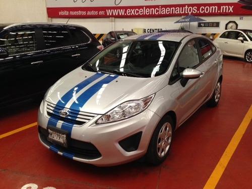 Fiesta S Automatico 2013