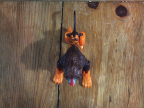 Figura De Bantor Transformers Beast Wars Fuzor Leon Mandril
