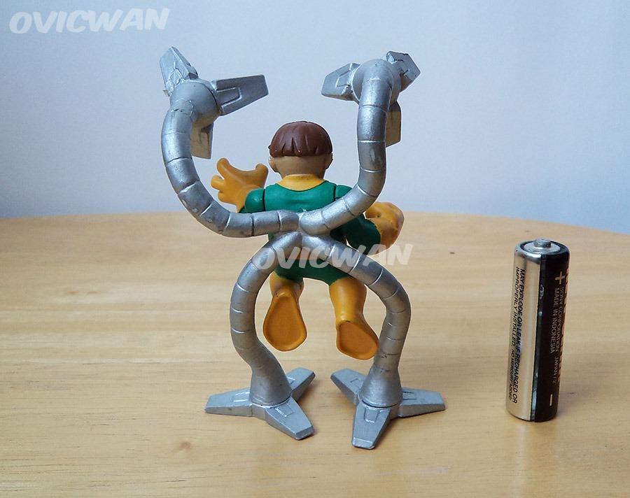 Pulpo De Marvel Super Hero Squad Md100 Figura
