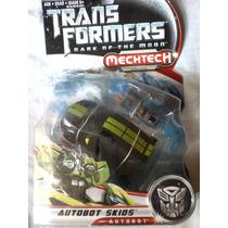 Transformer Skids Nuevo Serie Mechtech