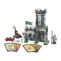 Kreo Dungeons And Dragons Fortress Tower - Lego Compatible