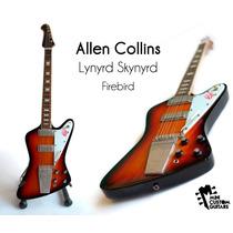 Minicustomguitars Guitarras A Escala 25cm Artesanales