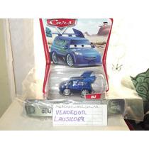 Cars Dj Primera Edicion Carton Con Imagen Del Desierto