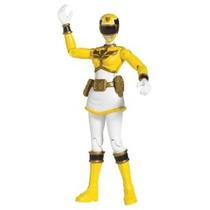Power Rangers Megaforce Figura De Acción Amarillo Guardabosq