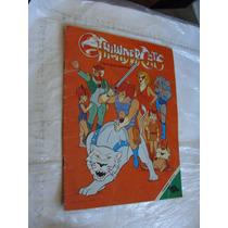 Libro Thundercats Libro Para Colorear , Fernandez Editores ,