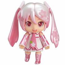 En Mano Nendoroid - Vocal Series Miku Hatsune Sakura Edition
