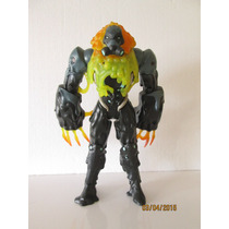 Toxzon 12 / Max Steel / Action Man Original