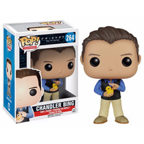 Chandler Bing Funko Pop Friends Serie Rachel Joe Completa