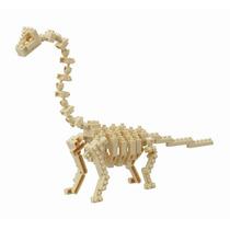Nanoblock Branchiosaurio Dinosaurio Nuevo Original Mini