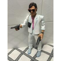 Sonny Crockett Miami Vice Mezco Toys