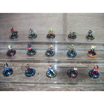 Tm.heroclix Lote De Fig.mixtas - 6