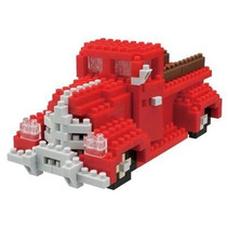 Nanoblock Camioneta Pickup Clasica Original Tipo Lego