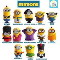 Minions Mcdonalds 2015/ Minions /mario,hora De Aventur,nuevo