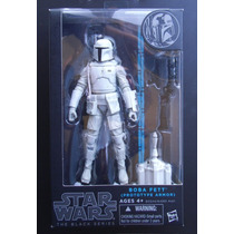 Star Wars - Boba Fett Prototype 6 Pulgadas - Black Series