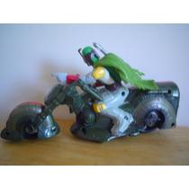 Boba Felt En Moto Hasbro 2005 Mide 23 Cms