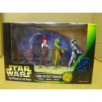Star W Pack Diorama Jabba The Hutt