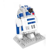 Star Wars R2d2miniblocks Entrega Gratisdespertar De La Fuerz