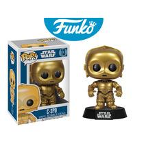 C3po Pop Funko Star Wars La Guerra De Las Galaxias