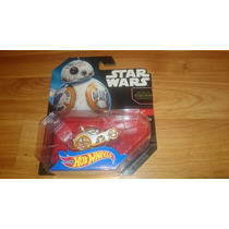 Carro Hot Wheels Bb8 Star Wars