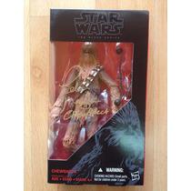 Figura Autografiada Peter Mayhew Chewbacca The Force Awakens