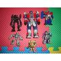 Ceyva Lote Figuras De Transformers