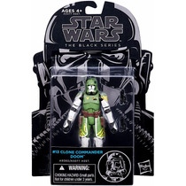 #13 Clone Commander Doom Star Wars Black Series