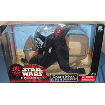 Swtrooper Star Wars Darth Maul Con Sith Speeder 12 Pulgadas