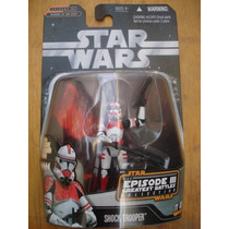 Star Wars Clone Shock Trooper Saga Revenge Of The Shit