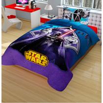 Star Wars Cobija Ultra Suave De Darth Vader