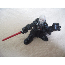 2007 Hasbro Star Wars Galactic Heroes Darth Vader