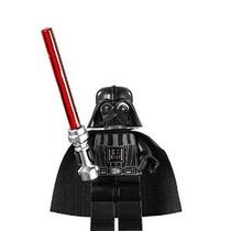 Lego Star Wars Darth Vader Minifigure Con Sable De Luz (vers