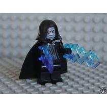 Lego Star Wars Minifigure - Emperador Palpatine Darth Sidiou