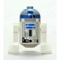 Lego Star Wars Minifigure - R2-d2 Droid Versión Clásica Con